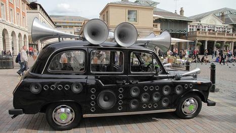 Sound Taxi - Mark McKeague | DESARTSONNANTS - CRÉATION SONORE ET ENVIRONNEMENT - ENVIRONMENTAL SOUND ART - PAYSAGES ET ECOLOGIE SONORE | Scoop.it