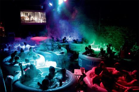 A Londres, les cinémas éphémères tissent leur toile | Le cinéma, d'où qu'il soit. | Scoop.it