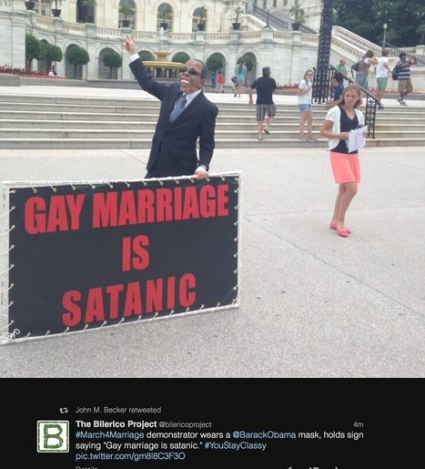 Photos: Animus at #March4Marriage | Daily Crew | Scoop.it