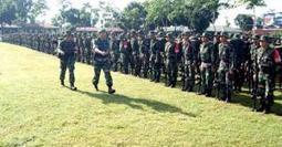 Ratusan Prajurit TNI Disiapkan Untuk Dikirim Ke Papua - LATEST WEST PAPUA | Papuan News | Scoop.it