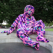 Albert Einstein Memorial Gets Yarn-Bombed | www roundup | Scoop.it