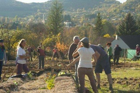 Pain, agriculture, café, démocratie... À Mâlain, on invente l'alternative totale   Innovation sociale   Scoop.it