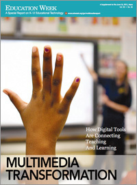 Education Week: A Special Report on Multimedia in Schools | English 2.0 | Scoop.it