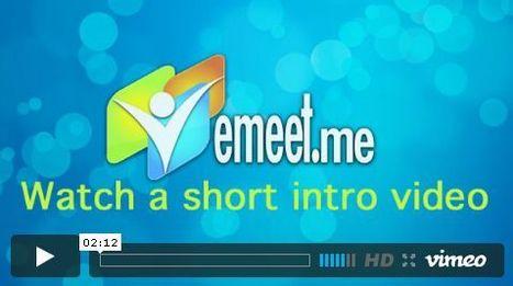 eMeet.me - Free Web Meetings for all | WEBOLUTION! | Scoop.it