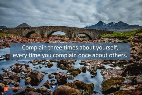 How to Complain Like a Leader | Autodesarrollo, liderazgo y gestión de personas: tendencias y novedades | Scoop.it