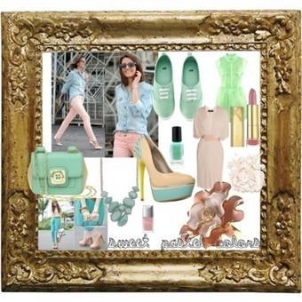SweetPastel… moda primavera verano!!!   La Miscelánea   Scoop.it