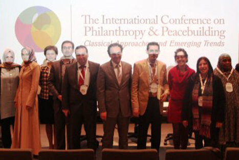 Philanthropy key to peacebuilding and settlement of conflicts | Conflict transformation, peacebuilding and security | Scoop.it