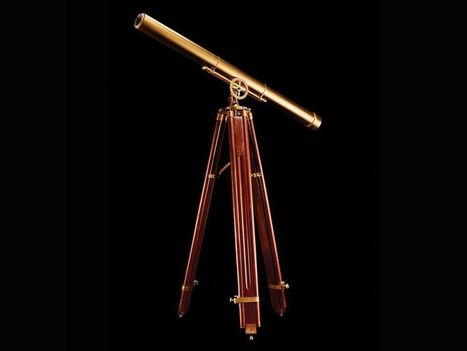 How to build a DIY replica of Galileo's telescope | Heron | Scoop.it