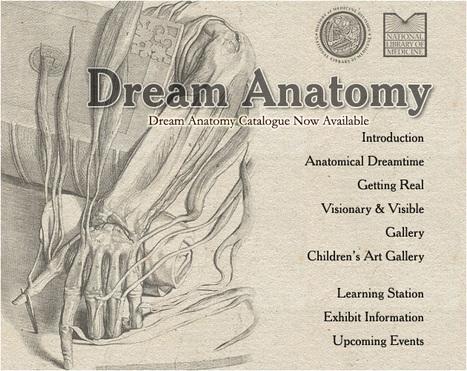 Dream Anatomy: A National Library of Medicine Exhibit | health & medicine in philosophy & culture | Scoop.it