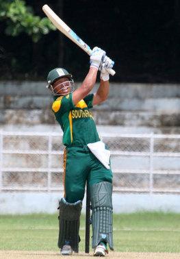 South Africa crush Zimbabwe, India take rain-hit game | Zimbabwe | Scoop.it