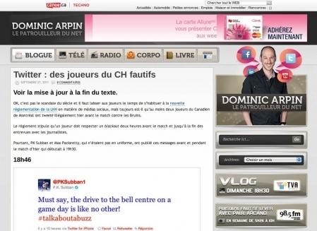 Portrait du journaliste gazouilleur ! | SocialWebBusiness | Scoop.it