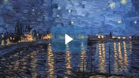 Loving Vincent: Η ταινία - ζωγραφιά για τον Van Gogh  thetoc.gr   omnia mea mecum fero   Scoop.it