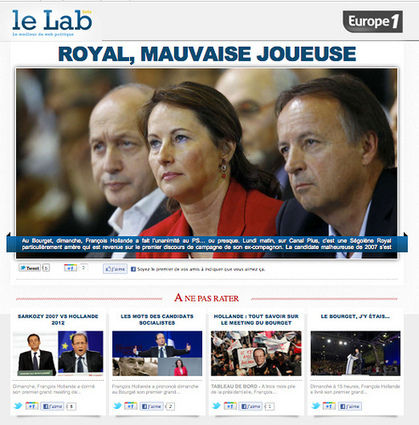 : L'actu media web - Qui est vraiment menacé par l'arrivée du HuffingtonPost.fr ? | A propos de l'avenir de la presse | Scoop.it