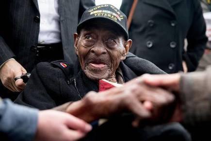 110-year-old WWII veteran from Louisiana dies | Wonderful World of History | Scoop.it
