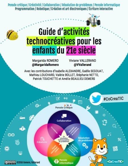 15 idées d'activités pour entretenir la technocréativité en classe (d'école primaire)   nouveauté tice et pédagogie   Scoop.it