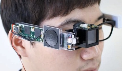 K-Glass: A Head Mounted Display with In-built AR Processor | Augmented Reality Trends | Augmented Reality News and Trends | Scoop.it