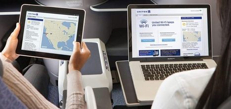 Why Airlines and Airports Alike Need to Embrace Free Wi-Fi | WiFiNovation | Scoop.it