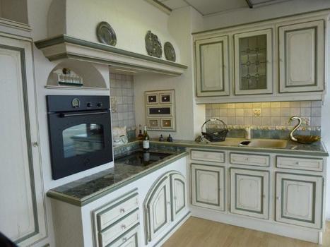 cuisine quip e rustique shoppi. Black Bedroom Furniture Sets. Home Design Ideas