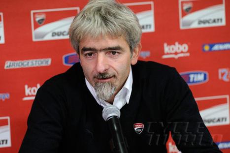 On The Record: Gigi Dall'Igna- New Ducati Corse General Manager   Ductalk Ducati News   Scoop.it