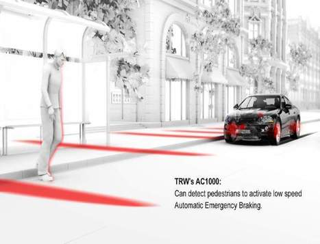 Gadgets are making new vehicles safer | Technology in Business Today | Scoop.it