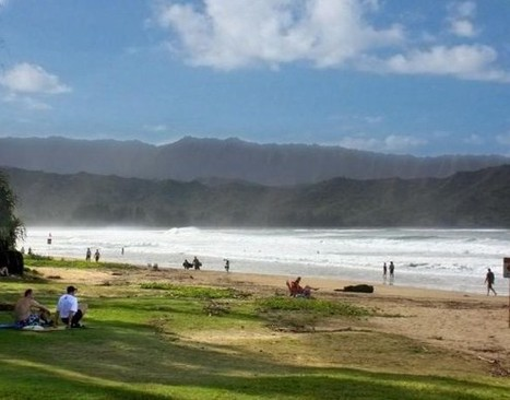 Waioli Beach Park In Vacation And Travel Scoop It