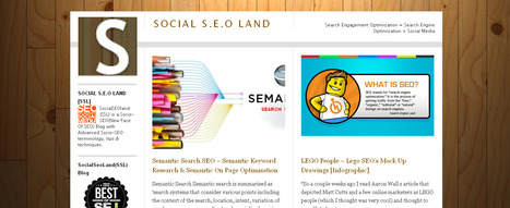 SOCIAL S.E.O LAND | Search Engagement Optimization | Social Media Magazine(SMM): Social Media Content Curation & Marketing Strategies | Scoop.it