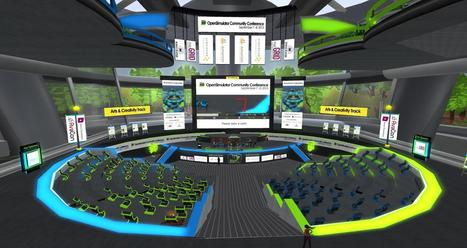 Opensimulator Community Conference 2014   November 8-9, 2014   3D Virtual-Real Worlds: Ed Tech   Scoop.it