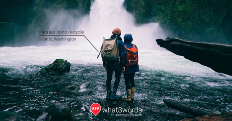 what3words | Addressing the world | Information documentaire | Scoop.it