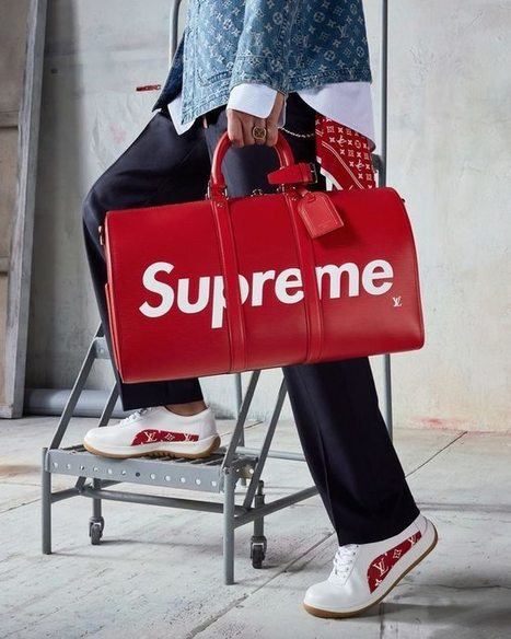54cc0e7383d5 Louis Vuitton and Supreme launch pop-up shop in London