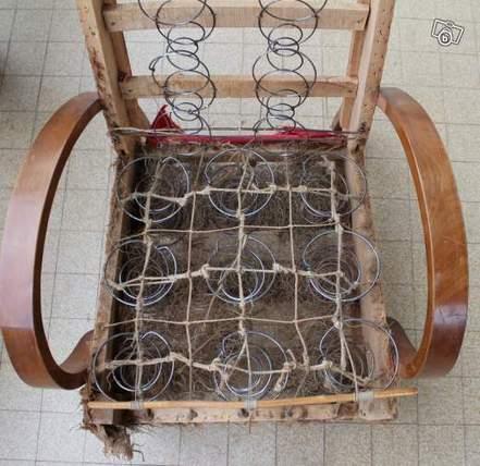 Cours r fection fauteuil - Cours de restauration de fauteuil ...
