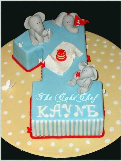 Finding Photos Baby Boy 1st Birthday Cake Ideas