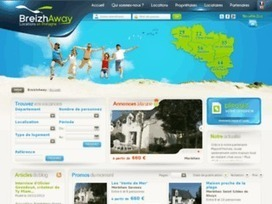 Breizhaway : Locations de vacances entre particuliers dans toute la Bretagne   Vendre locations de vacances et chambres d'hôtes sur internet   Scoop.it