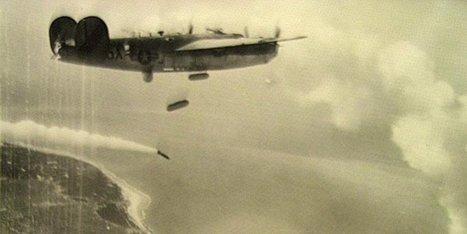 Le jour où un bombardier survola Saint-Jean-Pied-de-Port et s'écrasa en Navarre | Généalogie en Pyrénées-Atlantiques | Scoop.it
