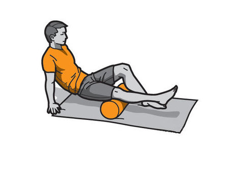 Foam Roller Exercises for Cyclists | Bicycling Magazine | Power :: Endurance :: Fitness | Scoop.it