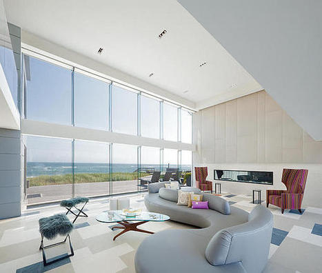Extraordinary View - Interiors That Offer a Lot More than Four Walls | Design | News, E-learning, Architecture of the future at news.arcilook.com | Architecture e-learning | Scoop.it