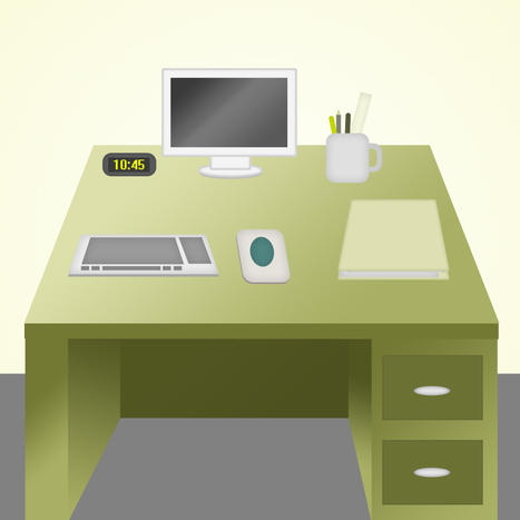 How to Organize Your Desk | web2Partner | Scoop.it