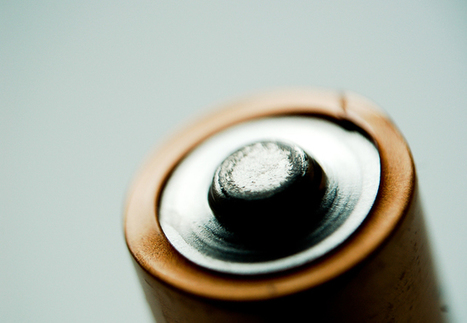 There's a battery on the way that could change everything... | Creativity & Innovation  for success | Scoop.it