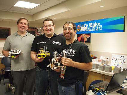 NY Maker Faire 2012 | Let's Make Robots! | Maker Stuff | Scoop.it