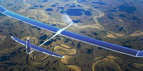Google Buys Drone Company Titan Aerospace | txwikinger-news | Scoop.it