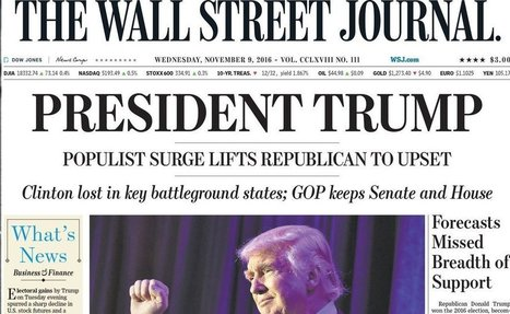 Wall Street Journal's top editor says they won't call Trump a liar when Trump lies | Ayahuasca News | Scoop.it