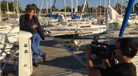 Canal 32 - Terres de France en tournage dans l'Aube !   Aube en Champagne   Scoop.it