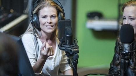24 Exceptional Women-Hosted Podcasts for Entrepreneurs in 2017   Entrepreneurs   Scoop.it