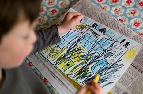 3 Lessons On Blogging from My Son… the Artist | Blogging Works | Scoop.it