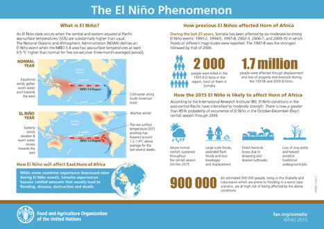 The El Niño Phenomenon | geography | Scoop.it