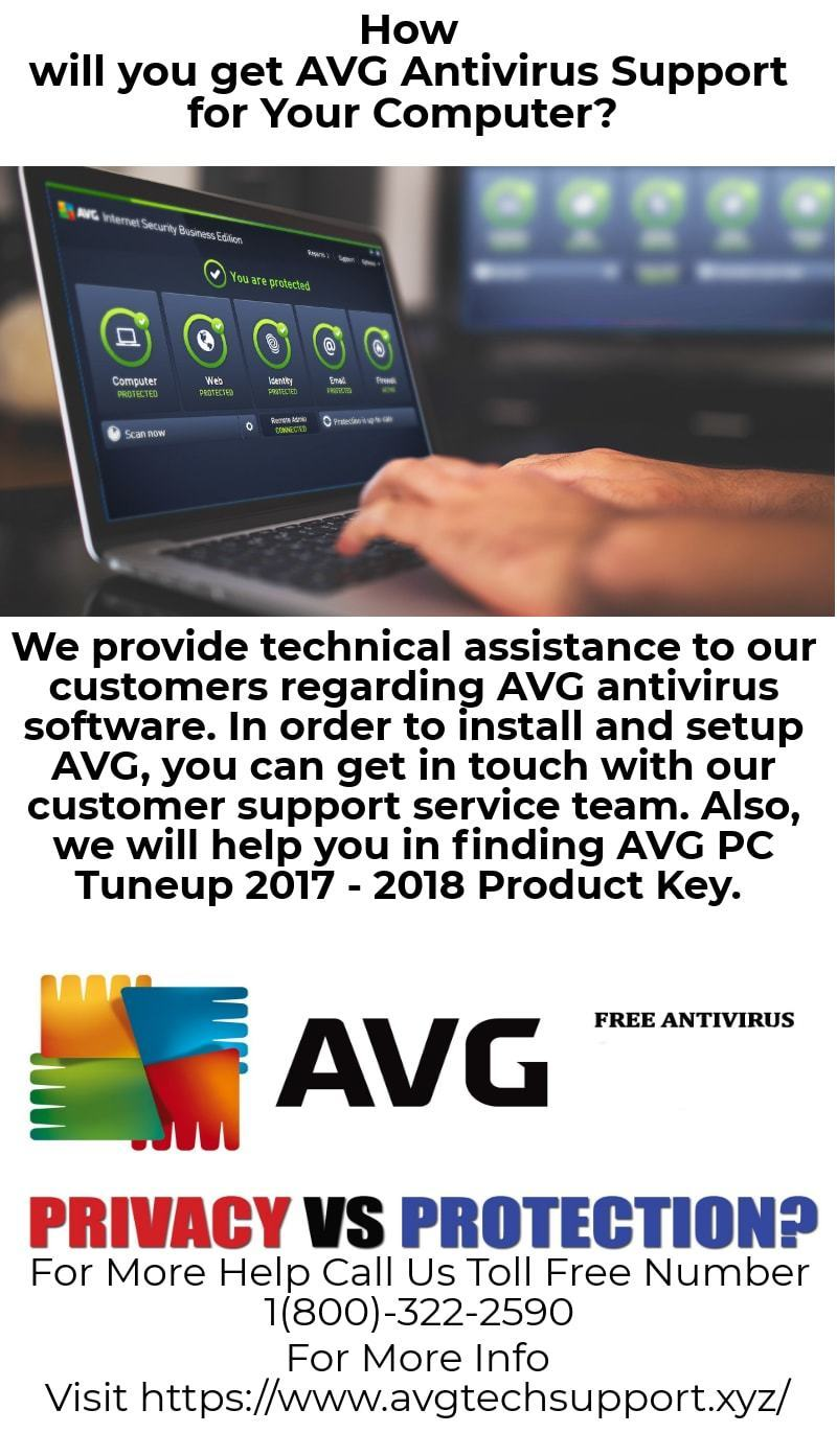 avg business license key free