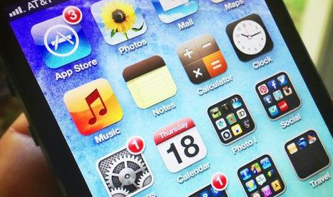 11 Inspiring Mobile App Websites | Technology in Business Today | Scoop.it
