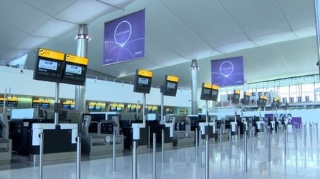 The airport of the future | Futurewaves | Scoop.it