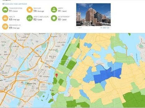 The Tricky Task of Rating Neighborhoods on 'Livability' | History 101 | Scoop.it