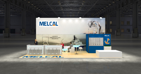 20 simple exhibition booth design ideas from Ex...