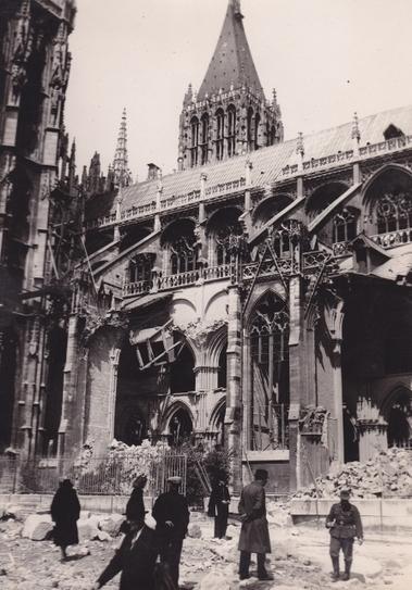 70 ans plus tard… | P'tit Pat' Rouennais | GenealoNet | Scoop.it